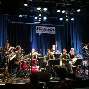 FriEnsemblet, Nasjonal Jazzscene, 2015, Photo: NRK