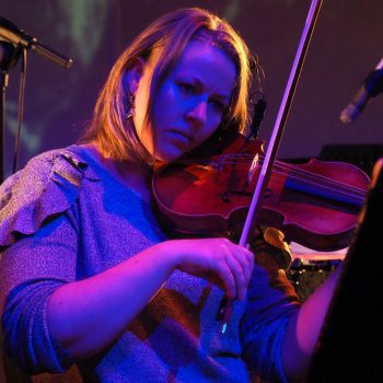 Britt Pernille Frøholm, FriEnsemblet, Kampenjazz 2018. Photo: Arne Raanaas