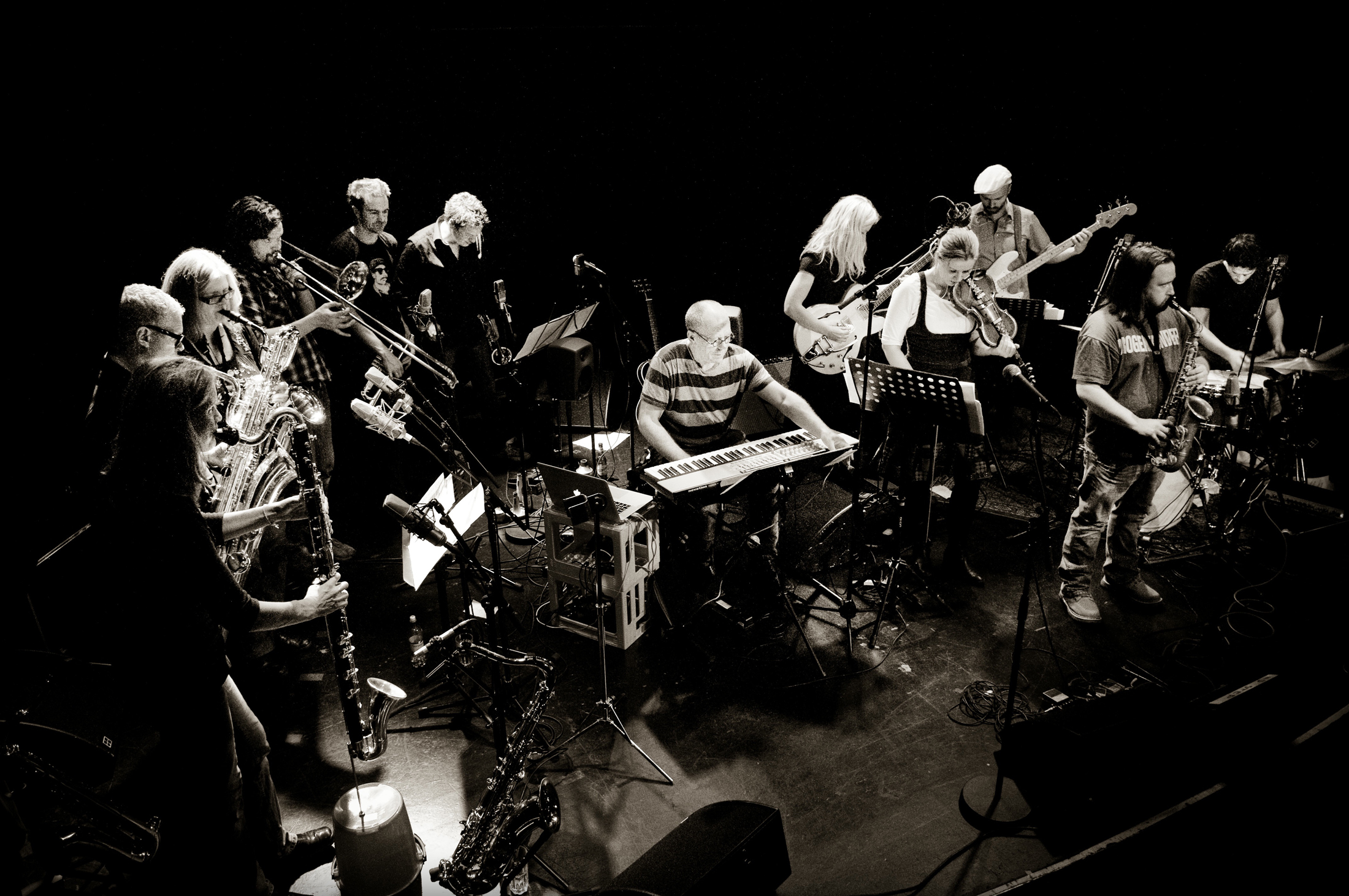FriEnsemblet, Nasjonal Jazzscene 2009, Photo: Andreas Ulvo