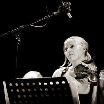 Britt Pernille Frøholm, FriEnsemblet, Nasjonal Jazzscene 2009, Photo: Andreas Ulvo