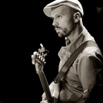 Eivind Henjum, FriEnsemblet, Nasjonal Jazzscene 2009. Photo: Andreas Ulvo