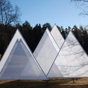 Frozen Landscape, HOK 2008. Photo: Artists