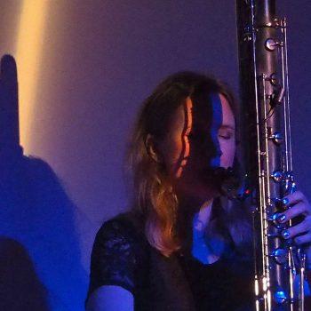 Mathilde Grooss Viddal, NUNATAK, Kampenjazz 2016. Photo: Arne Raanaas
