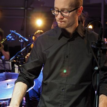 Knut Kvifte Nesheim, FriEnsemblet, Kampenjazz 2016. Photo: Arne Raanaas