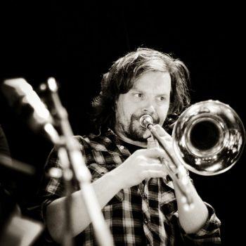Øyvind Brække, FriEnsemblet, Nasjonal Jazzscene 2009. Photo: Andreas Ulvo