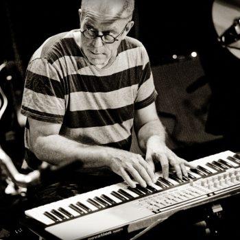 Tellef Kvifte, FriEnsemblet, Nasjonal Jazzscene 2009. Photo: Andreas Ulvo