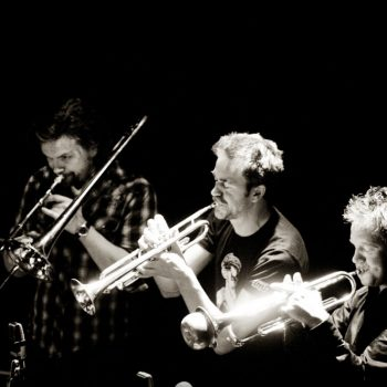 Brass, FriEnsemblet, Nasjonal Jazzscene 2009. Photo: Andreas Ulvo