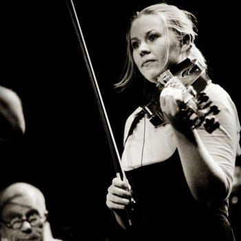 Britt Pernille Frøholm, FriEnsemblet, Nasjonal Jazzscene 2009. Photo: Andreas Ulvo