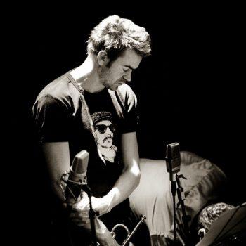 Gunnar Halle, FriEnsemblet, Nasjonal Jazzscene 2009. Photo: Andreas Ulvo